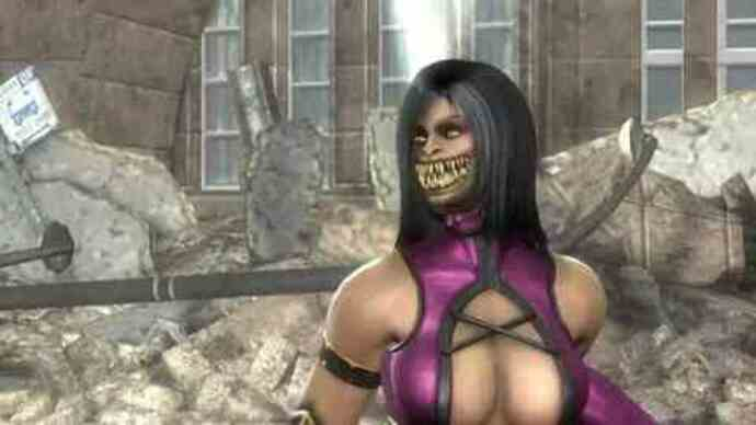 Gameplay exclusivo de Mortal Kombat