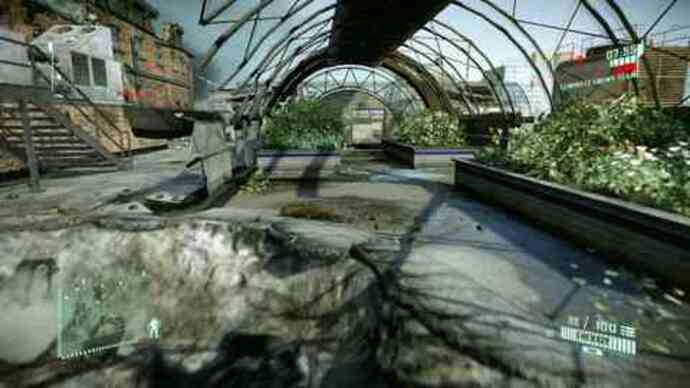 Exclusive Crysis 2 demo gameplay