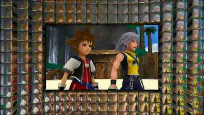 First Kingdom Hearts 3DS trailer