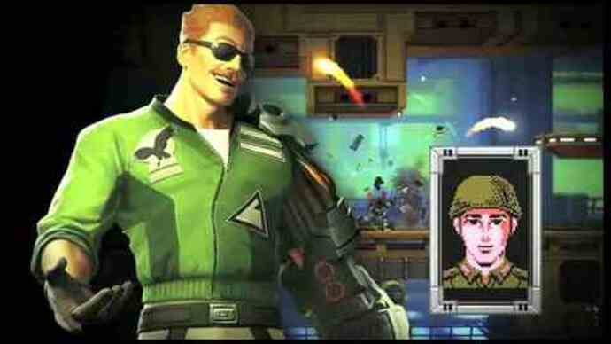 Bionic Commando Rearmed 2 trailer