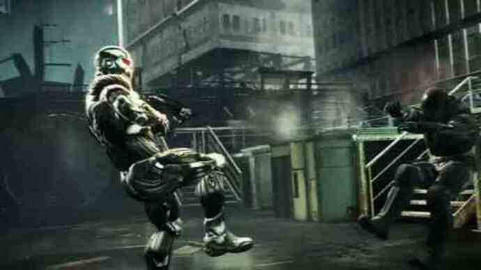 New Crysis 2 trailer sneaks in