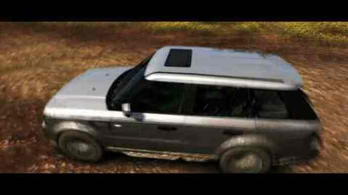 Off-road Test Drive Unlimited 2trailer