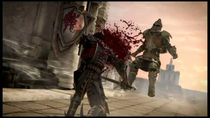 New Dragon Age 2 trailer