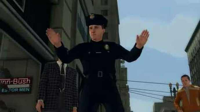 L.A. Noire - Gameplay