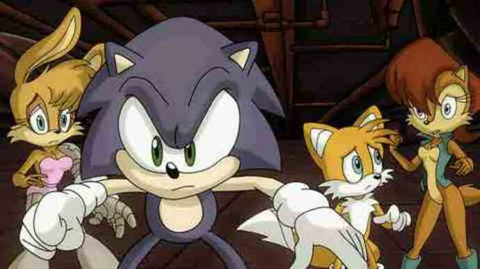 Sonic: The Animated Fan Film preview