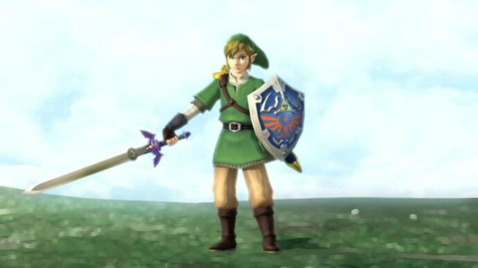 Legend of Zelda: Skyward Sword trailer