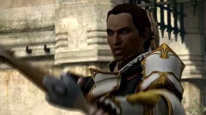 Dragon Age II: Exiled Prince DLC trailer
