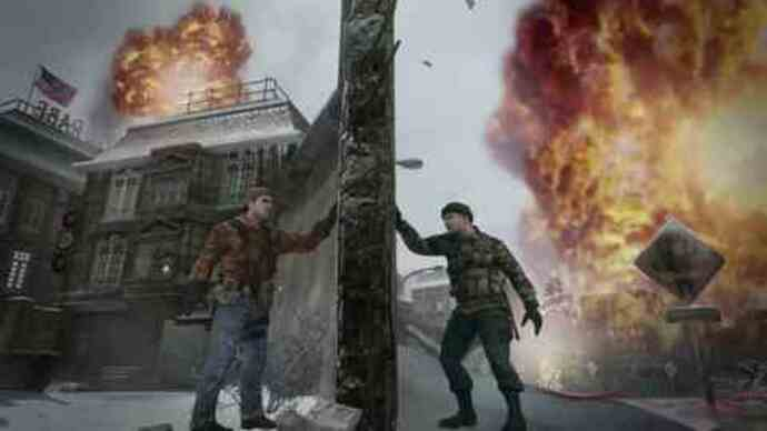 Black Ops: First Strike - PS3gameplay