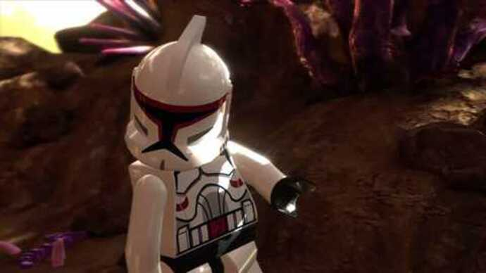 LEGO Star Wars III: The Clone Wars - Clone Trooper Trailer