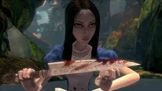 Alice: Madness Returns - Gameplay-Trailer