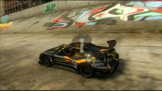 MotorStorm: Apocalypse - Super-coches gameplay
