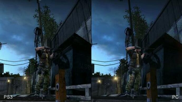 Homefront PC/PS3Face-Off