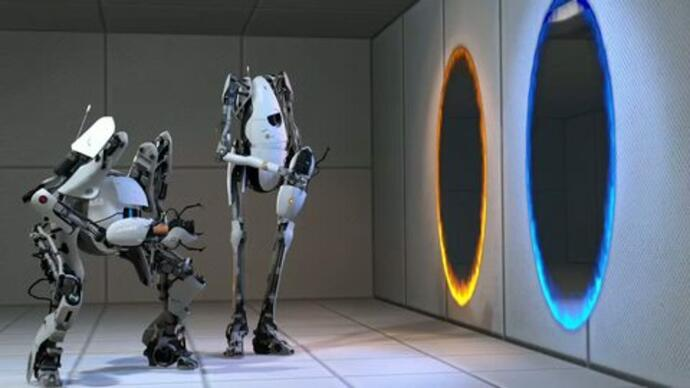 Valve unveils first Portal 2 TV ad