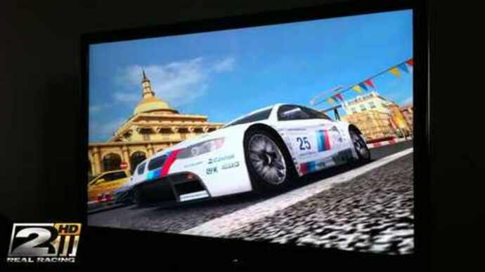 iPad 2's Real Racing 2 HD trailer