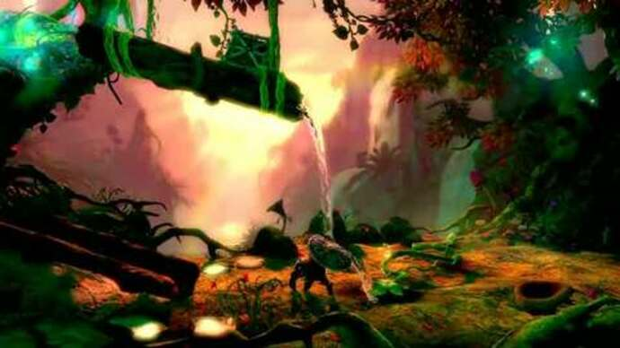 Beautiful new Trine 2 gameplay