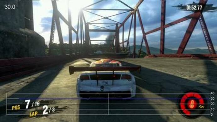 MotorStorm Apocalypse: 3D Performance Analysis