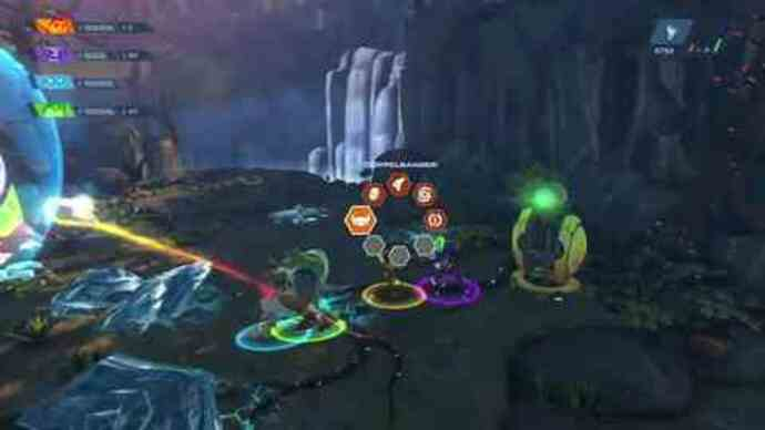 Ratchet & Clank : All 4 One -Gameplay