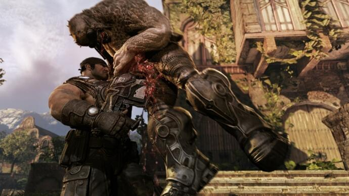Gears of War 3 - Multiplayer-Beta Gameplay-Video: King of the Hill