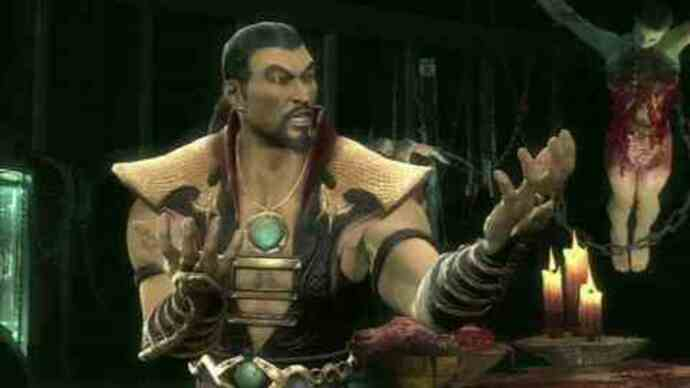 Mortal Kombat - Shang Tsung gameplay
