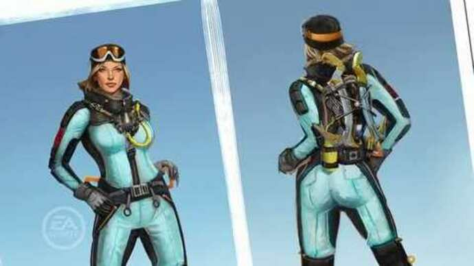 Latest SSX dev diary detailscharacters