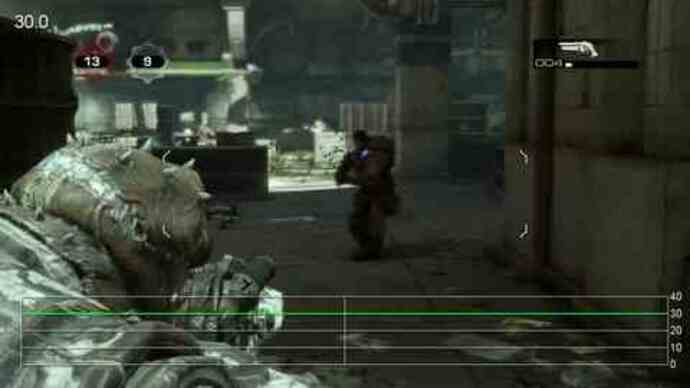 Gears of War 3 Beta: Checkout Performance