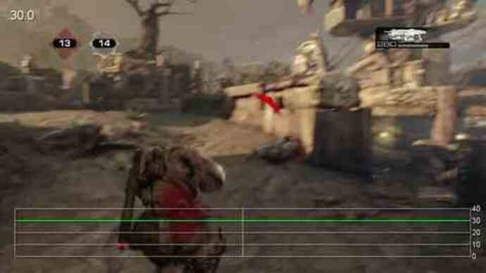 Gears of War 3 Beta: Trenches Performance