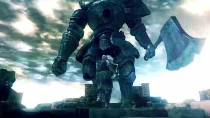 Brutal new Dark Souls trailer released