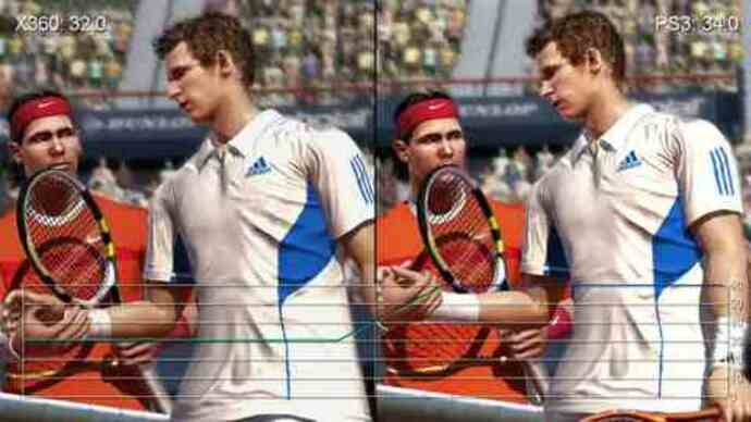Virtua Tennis 4 Performance Analysis
