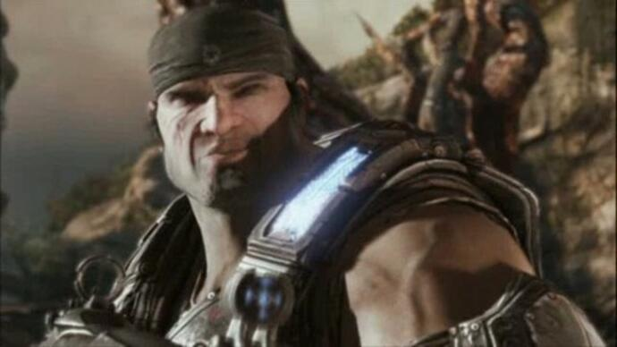 Gears of War 3 campaign trailer