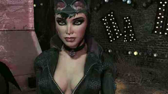 Batman: Arkham City Catwoman trailer
