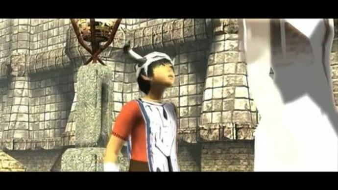 Ico and Shadow of the Colossus Collection -Trailer