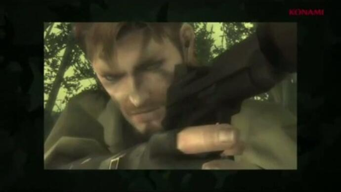 Metal Gear Solid 3D: Snake Eater trailer