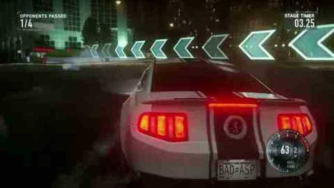 Need for Speed: The Run - Gameplay