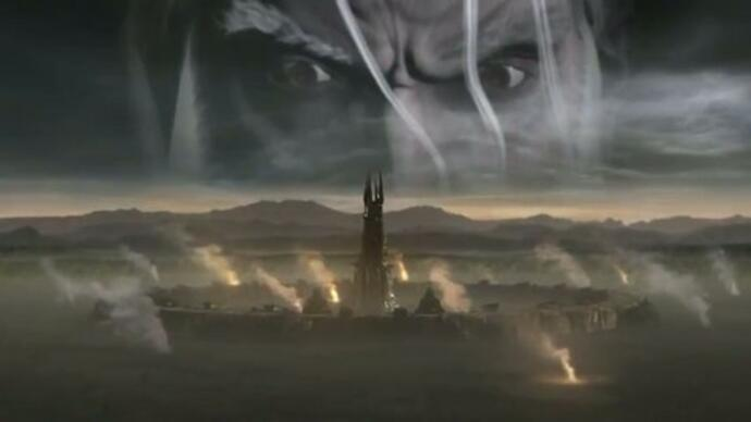 The Lord Of The Rings Online E3trailer