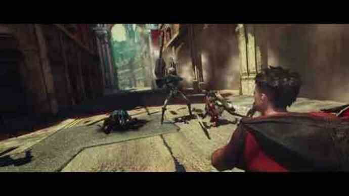DmC Devil May Cry - E3-Trailer