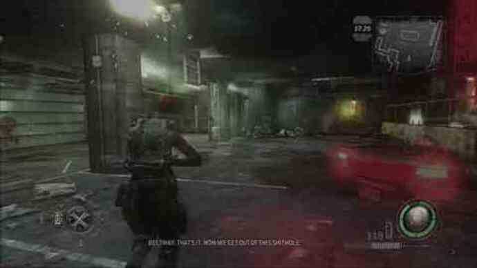 Resident Evil: Operation Raccoon City - Gameplay1