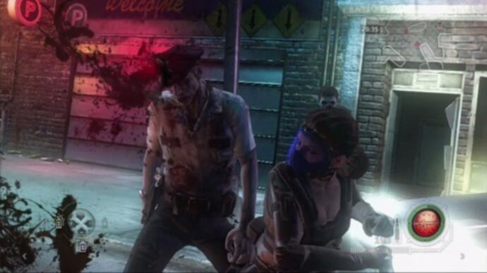 Resident Evil: Operation Raccoon City - Gameplay2