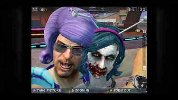 Dead Rising 2 Off the Record -Gameplay