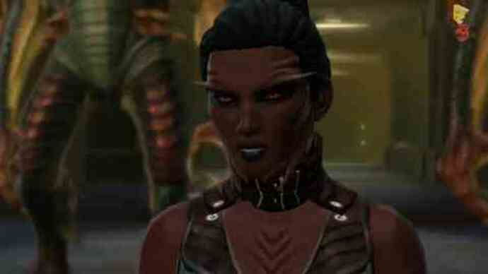 Star Wars: The Old Republic - Features-Trailer