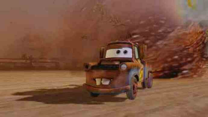 Cars 2 trailer revving up for July release