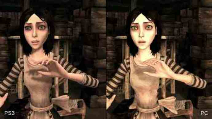 Alice: Madness Returns - PS3/360/PC Face-Off