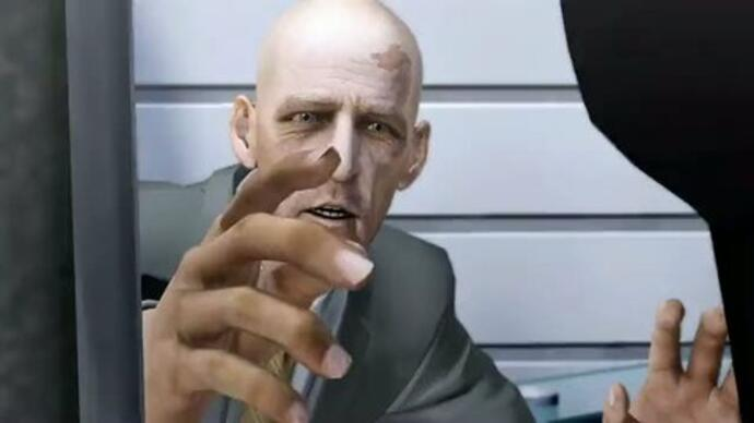 Latest Binary Domain trailer logs in