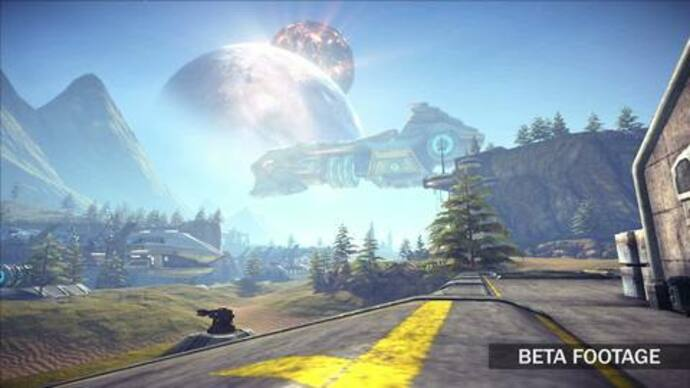 Tribes: Ascend teases betagameplay