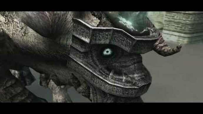Shadow of the Colossus HD -Trailer