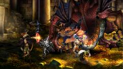 Dragon's Crown Stakes Claim to Beat-'Em-Up Throne