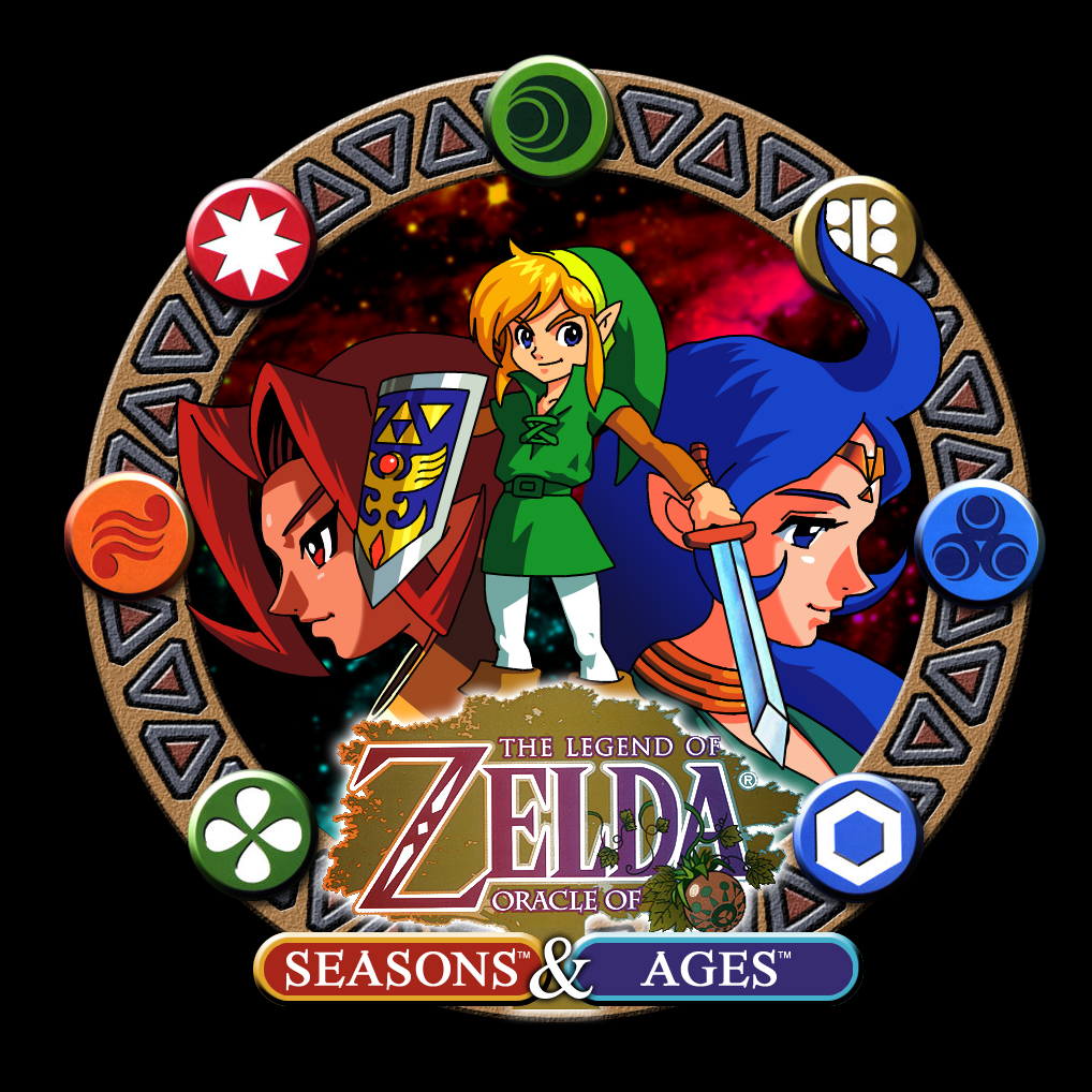 Game boy color legend of zelda - In Which Lavish Praise Is Heaped Upon Two Old Game Boy Color Re Releases Usgamer