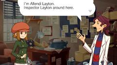 Professor Layton's Son Comes to iOS