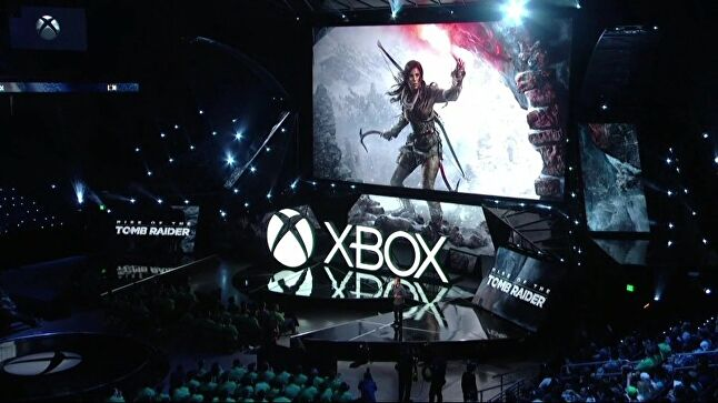 "Microsoft: ""We're doing things that can't be done on any other console"""