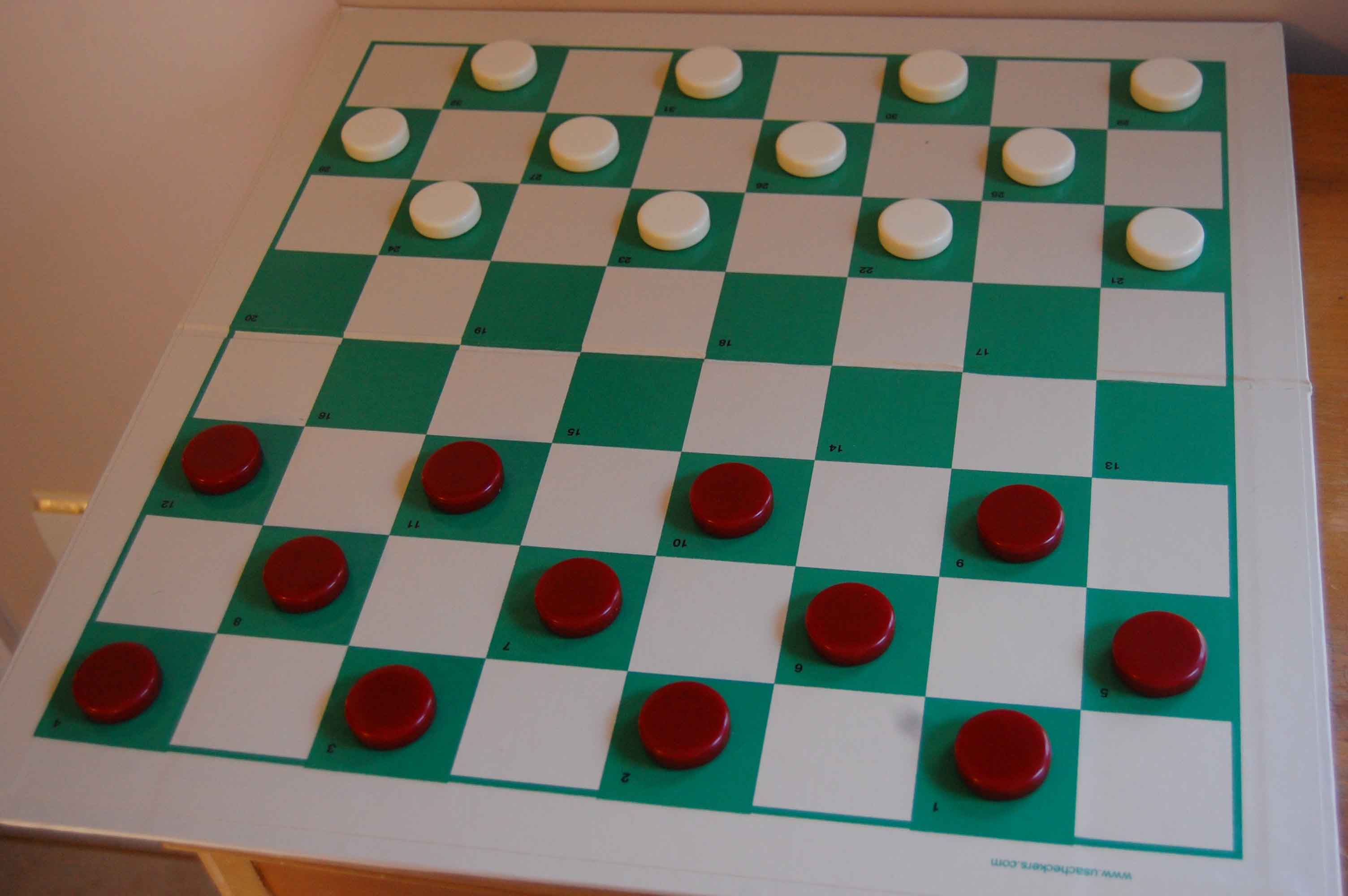 Tada! The 20-Year Crusade to Solve Checkers | USgamer