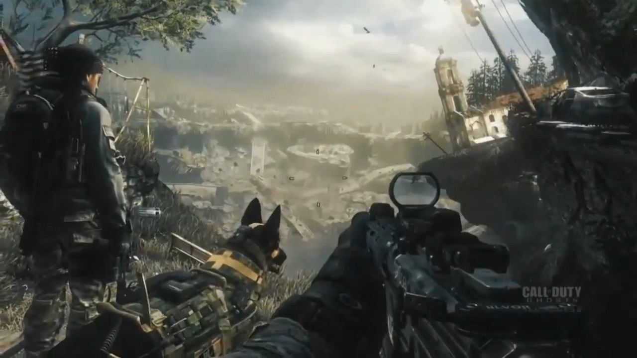 Is call of duty ghosts worth buying on ps3 review usgamer sciox Images